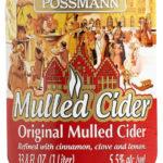 PossmanMulledCider Label