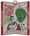 Giant Killer label
