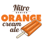 Nitro Orange Cream Ale Logo