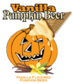 Vanilla Pumpkin Label Logo
