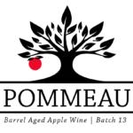2Towns pommeau label