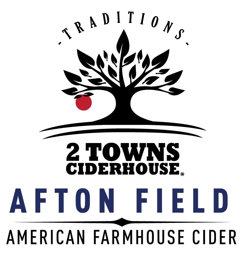Afton Field label