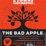 Bad Apple label