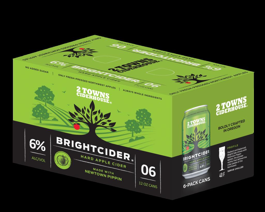 BrightCider 6 Pack 3D