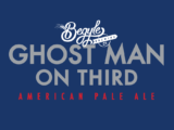Ghost Man label