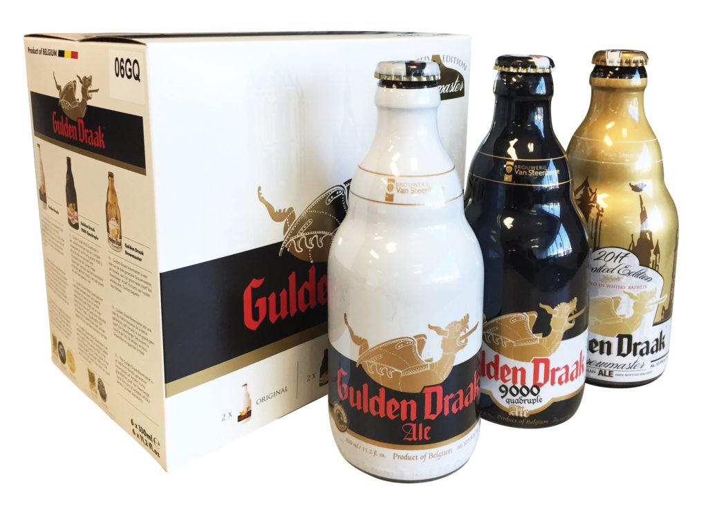 Gulden Draak Brewmaster Sampler Pack