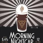 Morning Nightcap label crop