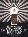 Morning Nightcap label crop