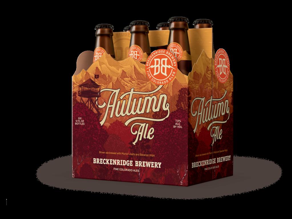 Autumn Ale 6 Pack Bottle Render