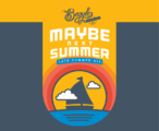 Maybe Next Summer label