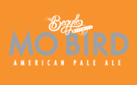 Mo Bird badge