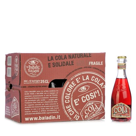 Baladin Cola 250ml 12pz D0011 1