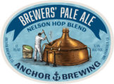 Anchor BrewersPaleAle Face Label 10