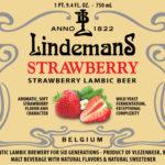 Lindemans Strawberry label