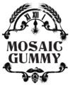 Mosaic Gummy label 1