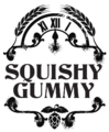 Squishy Gummy label