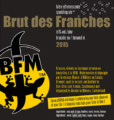 Brut Des Franches label