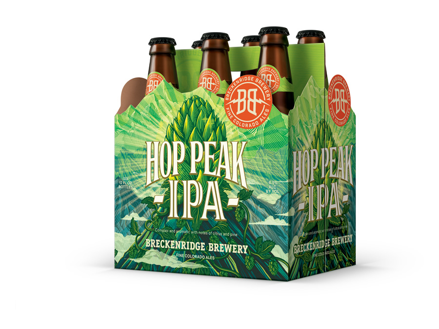 Hop Peak IPA 6 Pack