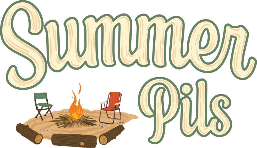 Summer Pils Logo