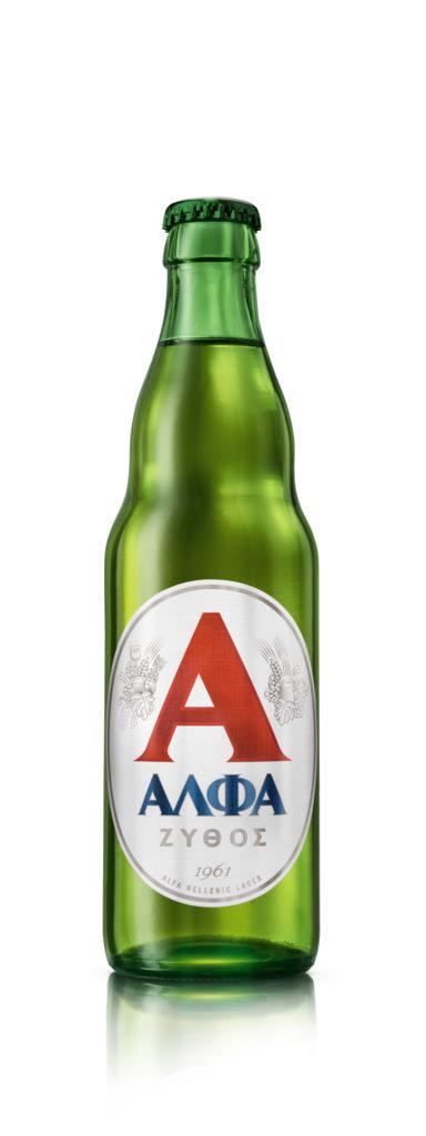 Alfa Bottle 33cl 01 dry