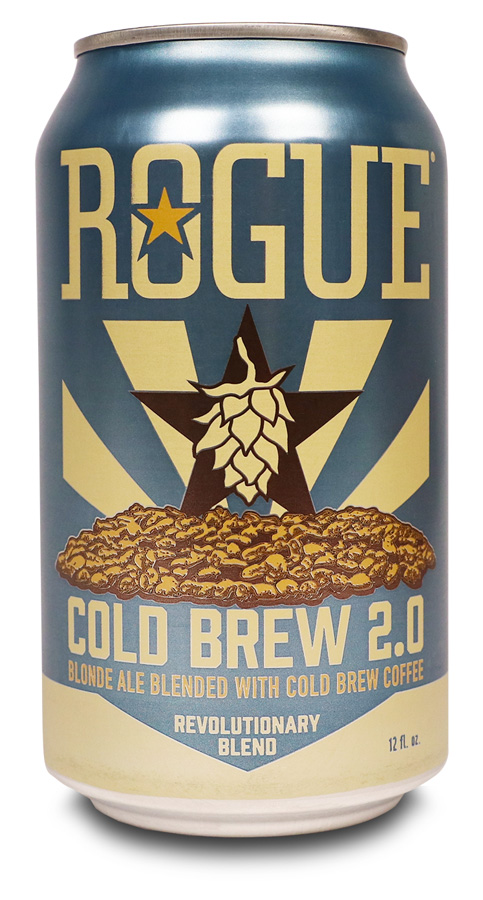 12oz cold brew 2.0 single can