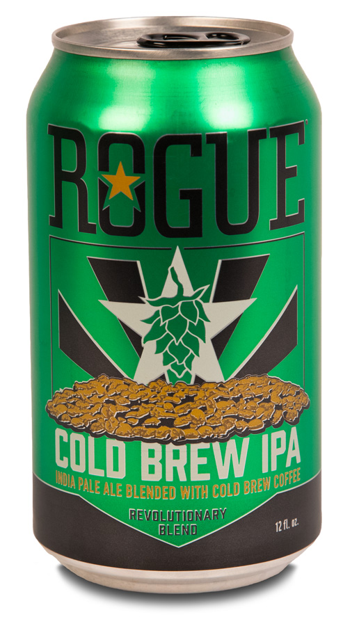 12oz cold brew ipa can