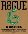 6 Hop label crop