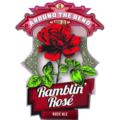 ATB Ramblin Rose Badge