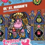 Ol' St. Auggie's Logo