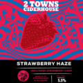 Strawberry Haze Logo