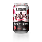 Two Thorns 12oz Can