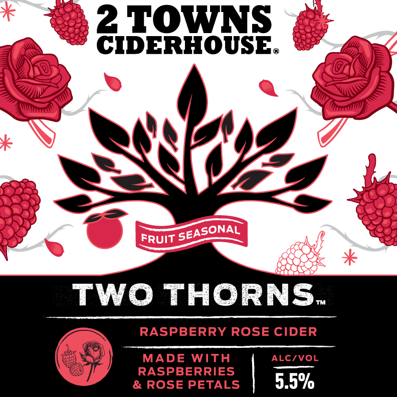 Two Thorns Logo