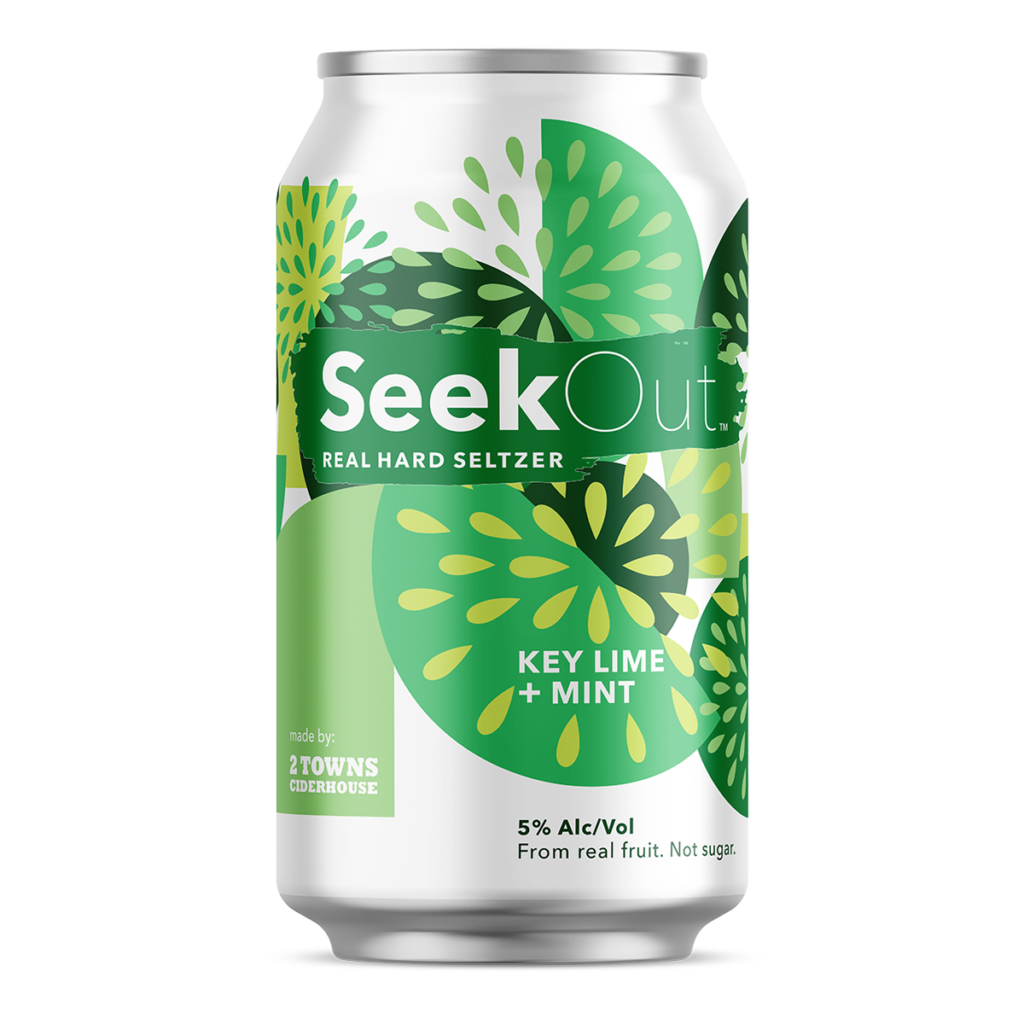 SeekOut 12oz Can