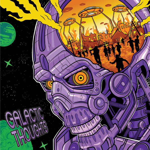 Galactic Thoughts LOGO
